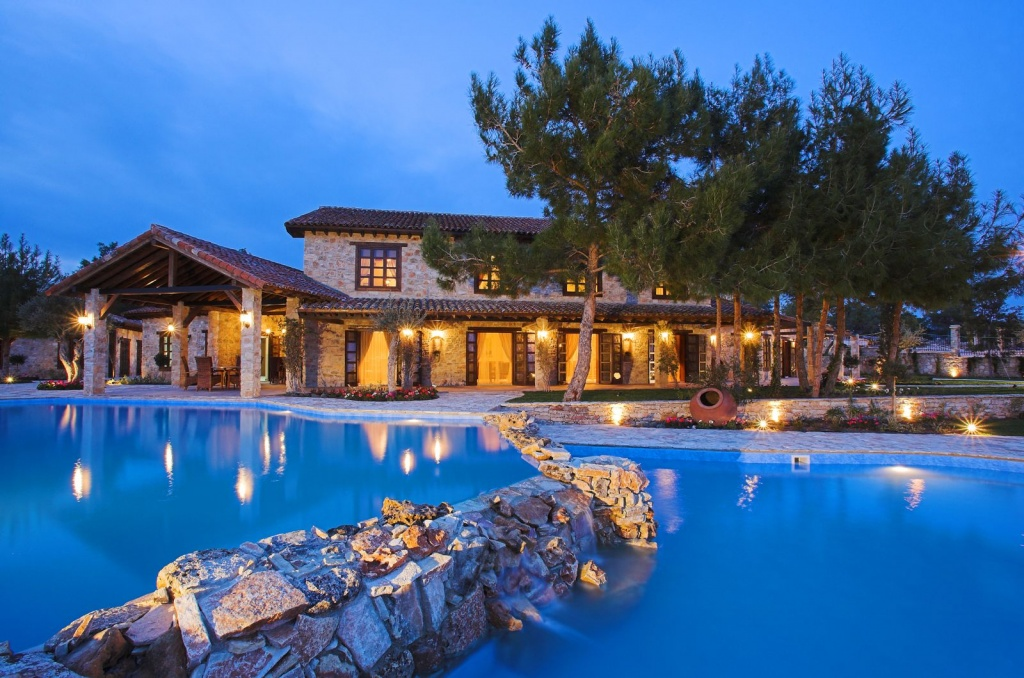 Souni properties in Cyprus award - Country Rose Souni houses and ...